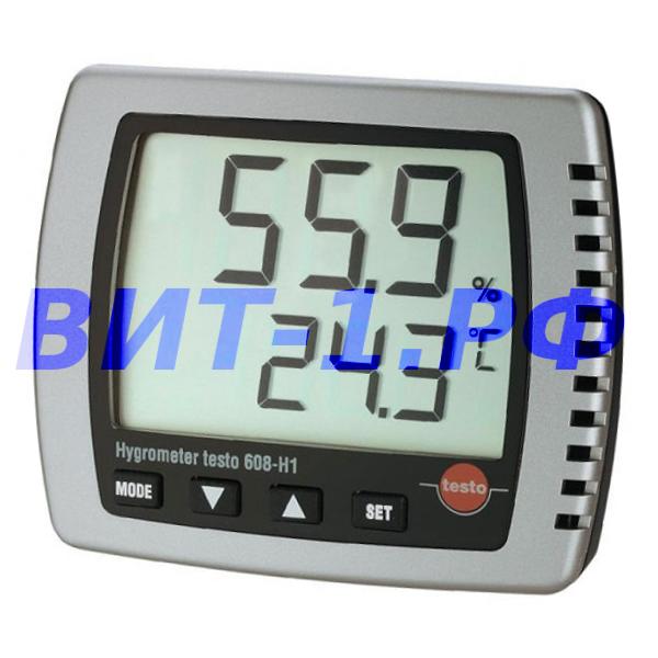 Гигрометр электронный testo 608-H1